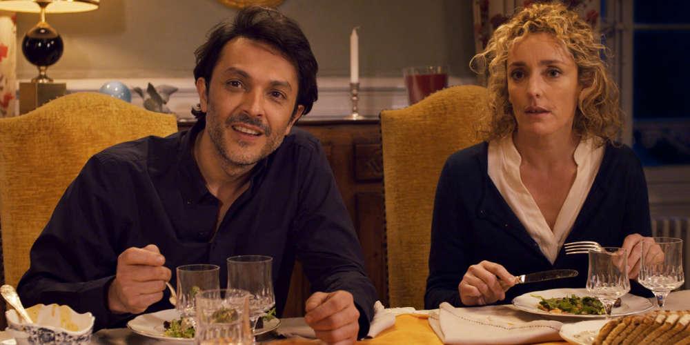 Les journalistes de la rubrique cinéma du «Monde» n'ont pas pu voir, avant sa sortie en salles, ce premier film, une comédie sentimentalelibrement adaptée de la pièce de théâtre éponyme de Gilles Dyrek, écrite en 2010, et jouée au Théâtre Hébertot à Paris.