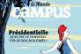 « Le Monde Campus. Formation. Recrutement. Carrière », supplément du «Monde», 60 pages.