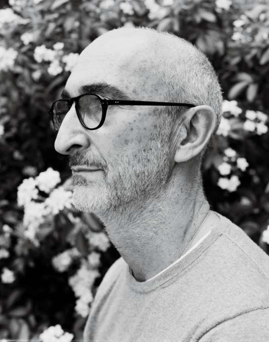 Pierre Hardy, président du prix des accessoires de mode Swarovski.