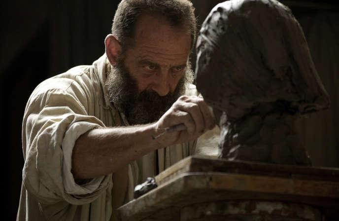 Vincent Lindon dans le film français de Jacques Doillon,«Rodin», en salles le 24mai.