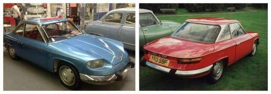 La poupe arrondie était l'une des marques de fabrique de Panhard.