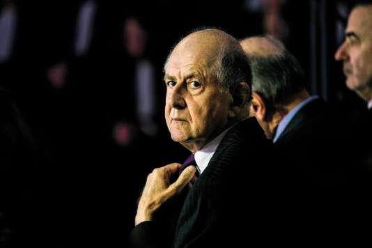 Un temps tenté d'entrer dans les ordres, Jean-Marc Sauvé a finalement opté pour une carrière au plus haut sommet de la fonction publique d'Etat.