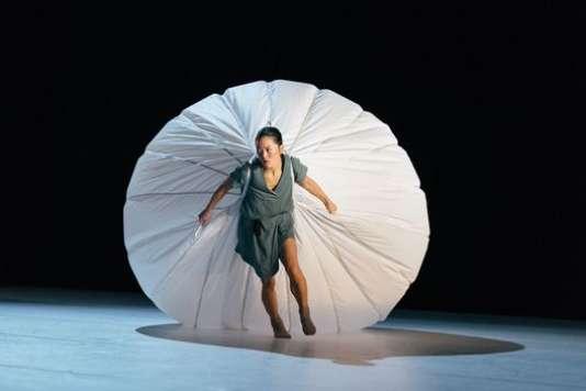 Honji Wang dans « Everyness », des Wang Ramirez.