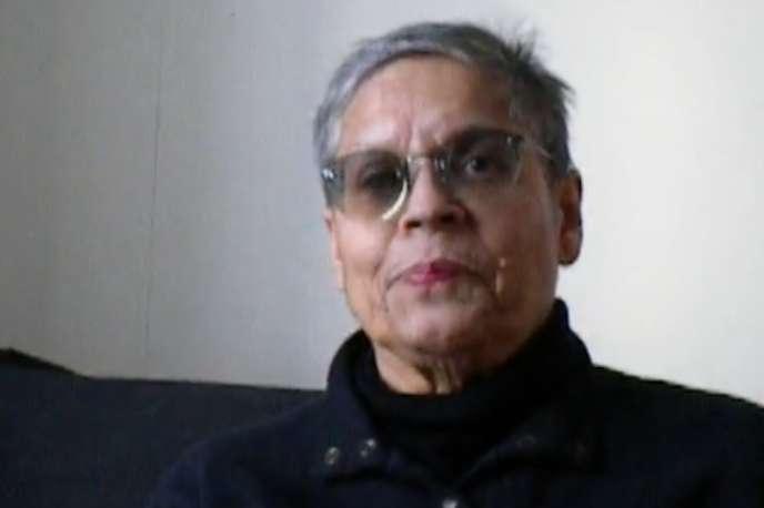 Christiane Tricoit, en 2012.