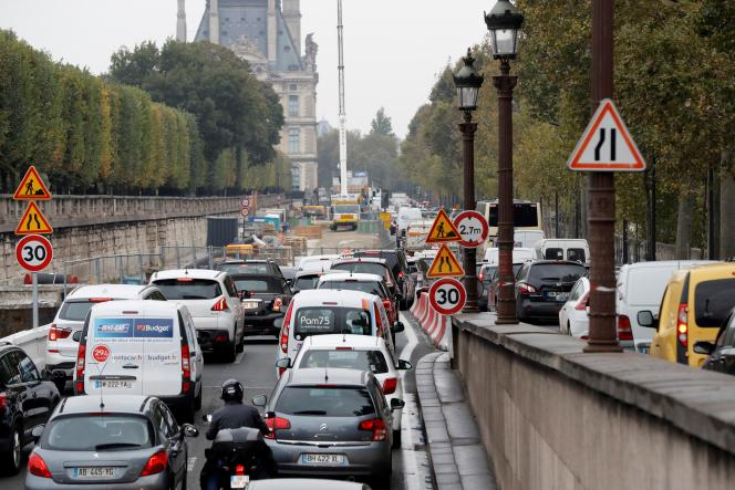 Le secteur des transports est le premier émetteur de gaz réchauffants.