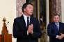 L'ancien premier ministre italien Matteo Renzi, le 12 décembre à Rome.