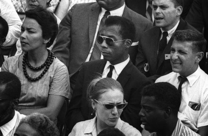 James Baldwin au début des années 1960.