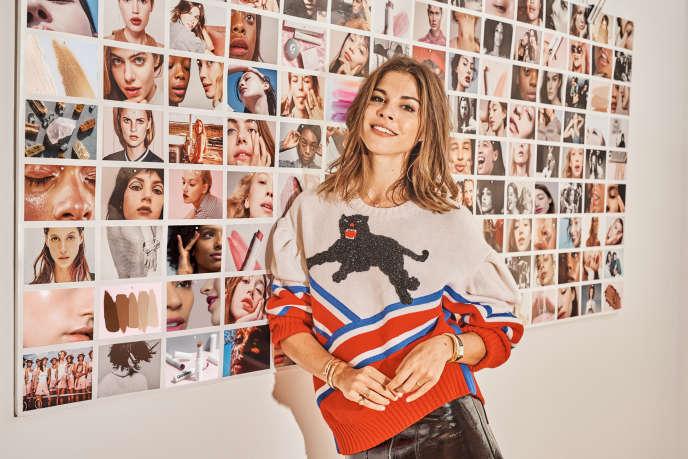 Emily Weiss, la fondatrice de la marque Glossier.
