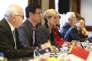 La ministre australienne des affaires étrangères, Julie Bishop, le 21 avril à Sydney.