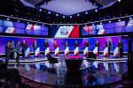 Jeudi 20 avril 2017, les 11 candidats passaient chacun les uns après les autres dans l'Emission politique sur France 2. Ils ont eu 15 minutes pour expliquer leur programme. Les 11 candidats à l'election présidentielle sont réunis afin de faire leur conclusion chacun leur tour.
