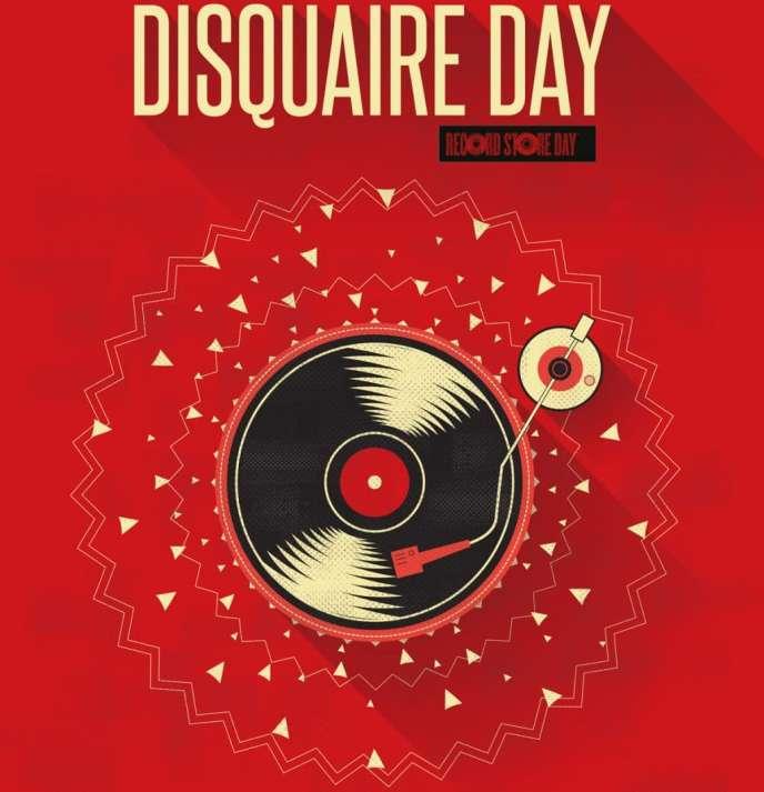 Affiche du Disquaire Day 2017