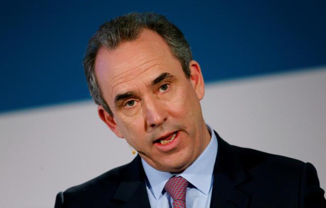 Le directeur général de Lafarge Holcim, Eric Olsen, a démissionné lundi.