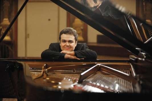 Le pianiste Arcadi Volodos.