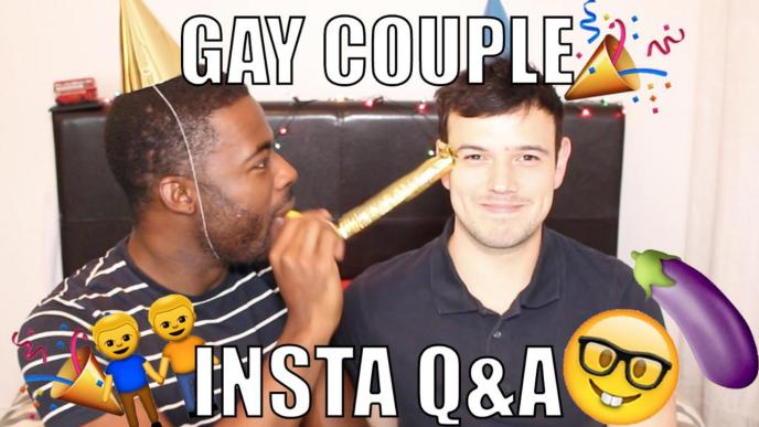 La foire aux questions (Q&A) de ce couple n'était visible sur YouTube que si l'on avait désactivé le «mode restreint».