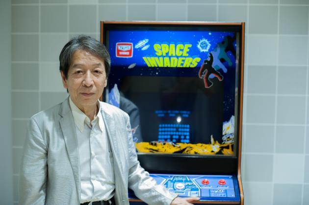 Tomohiro Nishikado, connu comme le créateur de«Space Invaders», est également le père du jeu vidéo japonais.