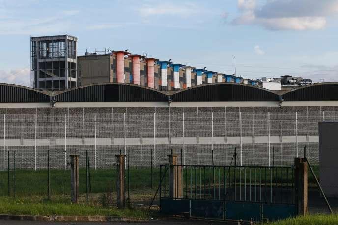 La prison de Fleury-Merogis était remplie à 146 % de sa capacité au1er avril.