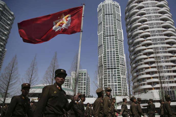 le régime de Pyongyang a par le passé exigé la visite de responsables américains de haut rang en échange de la libération de leurs ressortissants.