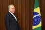 «Un an, presque jour pour jour, après « l'impeachment » (destitution) de Dilma Rousseff, le Brésil redoute le chaos» (Photo: le président brésilien Michel Temer).