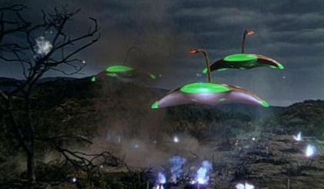 Faute d'avoir vu «Star Wars», Tomohiro Nishikado s'inspire du film «La guerre des mondes», de 1953, pour ses extraterrestres.