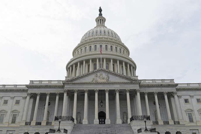 «Les Américains peuvent-ils s'appuyer sur les droits des Etats pour lutter contre la réduction des programmes sociaux et l'abrogation des législations fédérales progressistes ?»(Photo: le Capitole, à Washington, en février 2017).