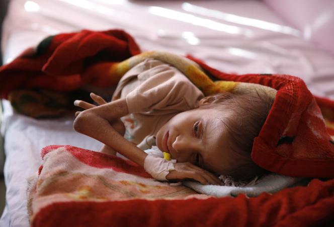«Le Yémen est la plus grande crise humanitaire actuellement», a affirmé de son côté le patron des opérations humanitaires de l'ONU, Stephen O'Brien, insistant sur le «risque de famine».