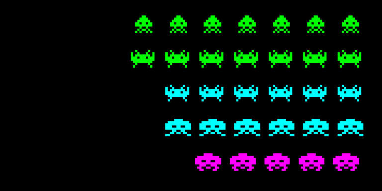 « Space Invaders».