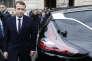 « De la même manière que l'Amérique périphérique a porté le vote Trump et l'Angleterre périphérique le Brexit, la France périphérique, celle des petites villes, des villes moyennes et des zones rurales, porte pour partie la contestation populiste.» (Emmanuel Macron, le 25 avril, à Paris=.