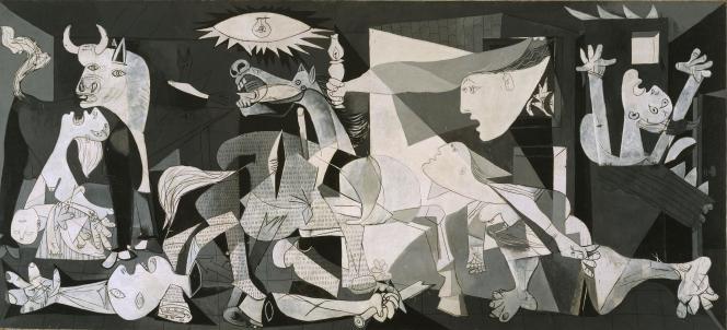 «Guernica»(1937), de Pablo Picasso.