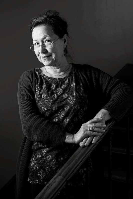 Marie-Claire Frédéric.