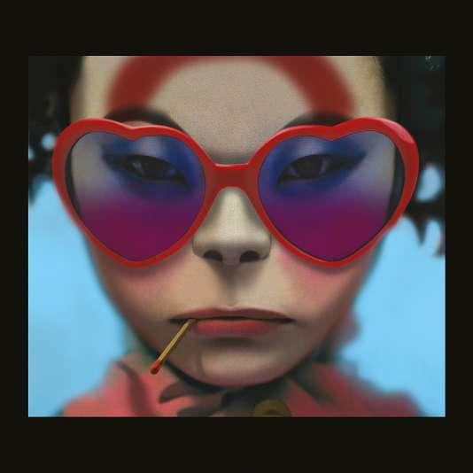 « Humanz», cinquième album studio du groupe Gorillaz, fondé à la fin des années 1990.