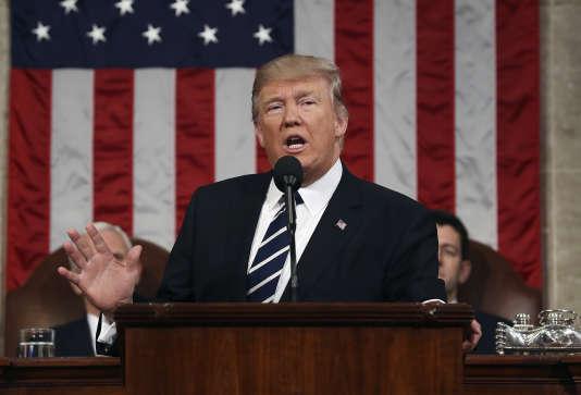 Donald Trump doit franchir en mai les frontières étasuniennes pour se rendre à un sommet de l'OTAN à Bruxelles, en Belgique.