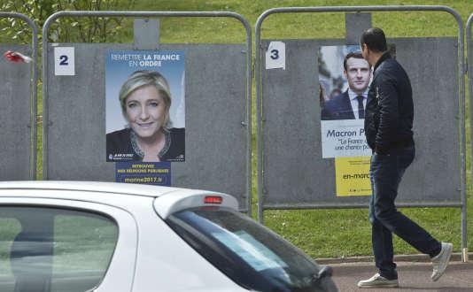 De nombreux électeurs qui ont voté MM.Hamon, Mélenchon ou Fillon au premier tour ont expliqué au «Monde»pourquoi ils voteront blanc ou s'abstiendront au second.