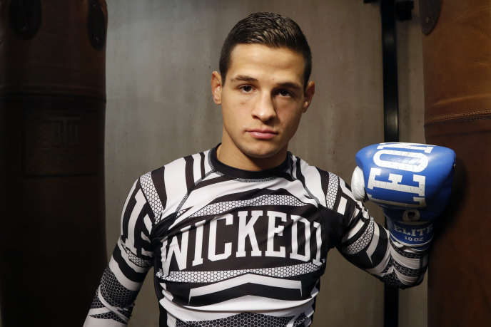 Tom Duquesnoy, le 7 février à Paris.