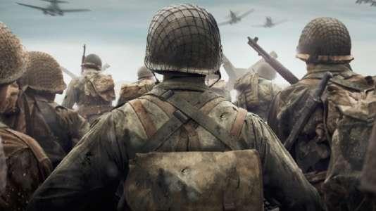 Image d'illustration de «Call of Duty WW2».