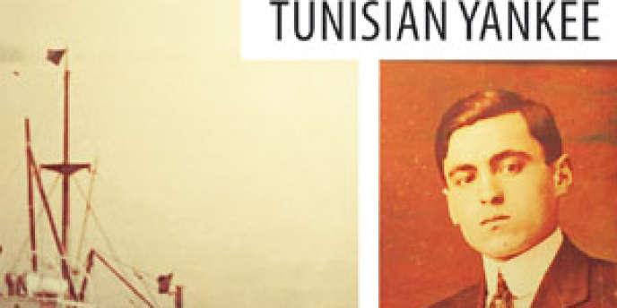 Couverture du roman« Tunisian Yankee», de Cécile Oumhani aux éditions Elyzad.