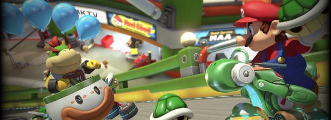Un an et demi après sa sortie, «Mario Kart 8 Deluxe» demeure parmi les jeux les plus populaires. C'est la troisième meilleure vente de 2018.