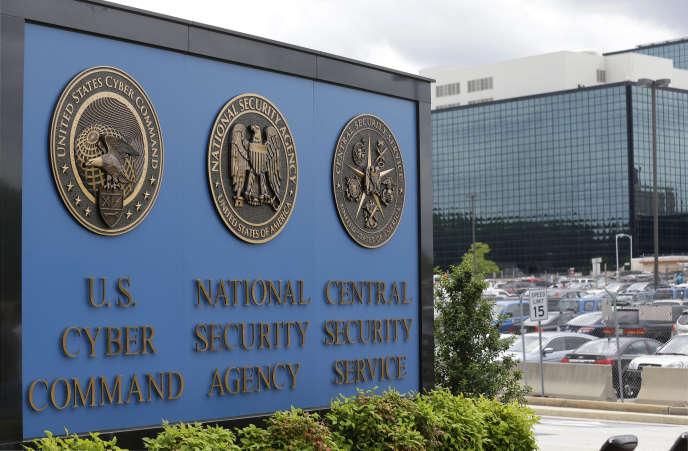 La siège de la NSA à Fort Meade, dans le Maryland, le 28 avril.