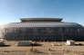 Le stade Pierre-Mauroy, inauguré à Villeneuve-d'Ascq (Nord), le 17août2012.
