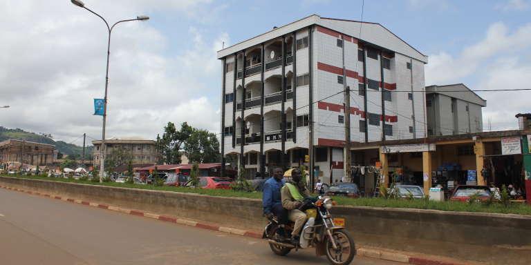 A Bamenda, la grande ville du Nord-Ouest, l'une des deux régions anglophones du Cameroun, en crise avecle pouvoir central depuis novembre 2016.