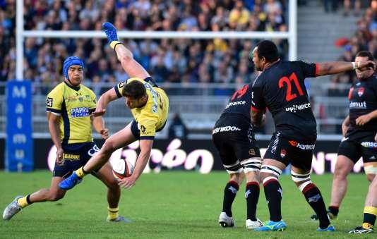 Malgré les apparences, Clermont s'est imposé à Lyon samedi.