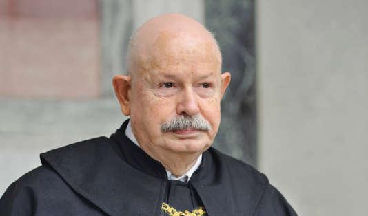 Giacomo Dalla Torre del Tempio di Sanguinetto a été élu le 29 avril, «Grand maître» de l'Ordre pour une durée d'un an.