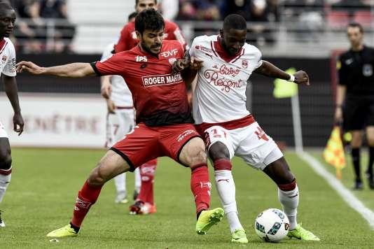 Bordeaux et Dijon ont fait match nul dimanche en Ligue 1.