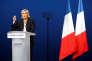 Marine Le Pen, à Villepinte (Seine-Saint-Denis), le 1er mai 2017.