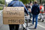 « L'entreprise » reste une notion de nature culturelle. Du point de vue du droit, seule existe la « société » (Photo: le 1er mai, à Nantes).
