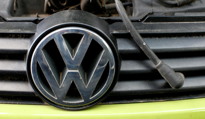 Sigle de Volkswagen.