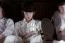 Dans le film de Stanley Kubrick, « Orange mécanique », Malcolm McDowell interprète Alex DeLarge (au centre), un psychopathe qui s'intéresse au viol et à l'ultraviolence sur fond de musique classique.