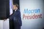 Emmanuel Macron, à La Villette à Paris, le 1er mai.