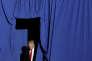 Le président américain Donald Trump à Harrisburg en Pennsylvanie, le 29 avril.