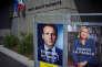 Emmanuel Macron (En Marche !) et Marine Le Pen (FN).