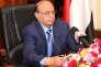 Le président yéménite, Abd Rabo Mansour Hadi, à Aden en mars 2015.